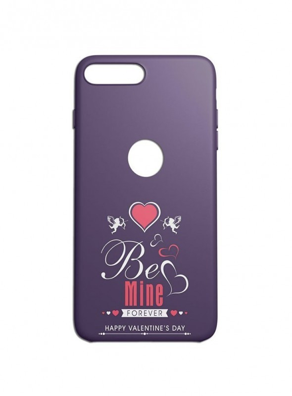 Be Mine Valentine Graphic Printed Mobile Back Cover (iPhone 7 Plus Cases & Covers) For iPhone 7 Plus