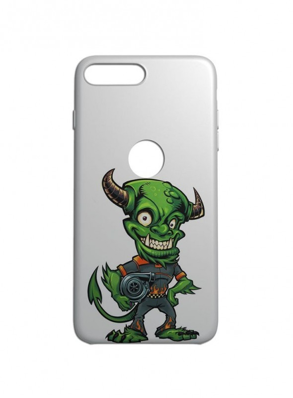 Devil Boy Graphic Printed Mobile Back Cover (iPhone 7 Plus Cases & Covers) For iPhone 7 Plus