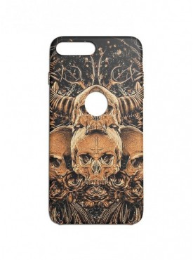 Horror Grave Graphic Printed Mobile Back Cover (iPhone 7 Plus Cases & Covers) For iPhone 7 Plus