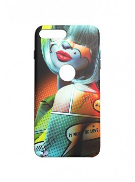 Sexy Lips Graphic Printed Mobile Back Cover (iPhone 7 Plus Cases & Covers) For iPhone 7 Plus