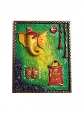 Home Decor Ganesh Hanging