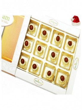 Christmas Gifts Chocolates- Nutties Cup Chocolate (12 pcs)
