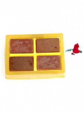 Christmas Gifts Chocolates-Christmas and New Year Chocolate Bars