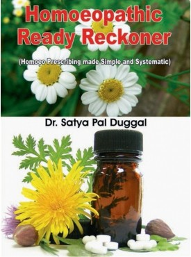 Homoeopathic Ready Reckoner