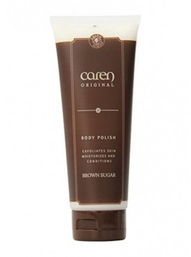 Caren Original Body Polish, Brown Sugar, 4 Ounce