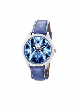 Jack klein GRP-1224 Synthetic Leather Analog Wrist Watch For Men, Women