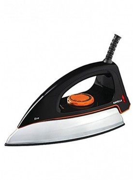 Havells Evo 1100-Watt Dry Iron (Black)