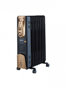 Havells Ofr 9Fin 2500-W Heater Black