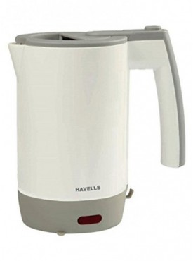 Havells Travel Lite 0.5L Kettle (Grey)