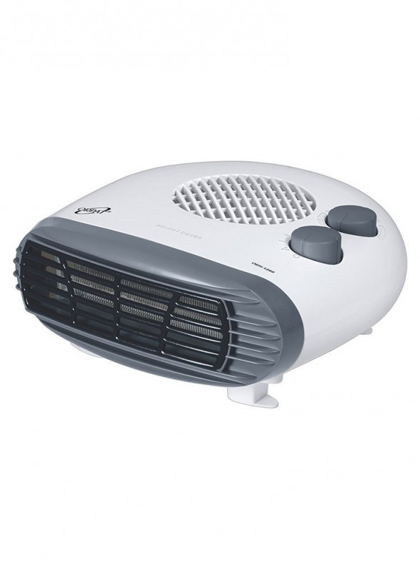 Orpat Oeh-1260 2000-W Fan Heater (Grey)
