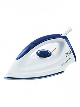 Orpat Oei 187 1200-Watt Dry Iron (White