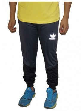 Addidas track pants for men Fabric Polyester