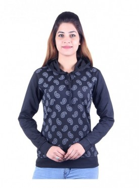 MG Wears Women Ambi Polyfleece Sweat Shirt