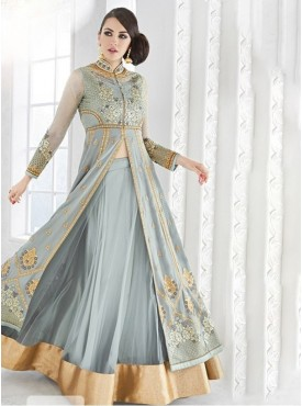 India Emporium Georgette Color Suits