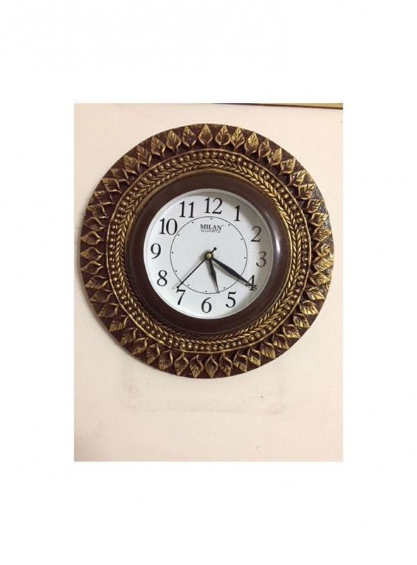 Creative Crafts Analog Wall Clock