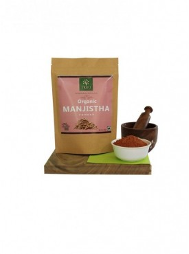 Organic Manjistha Roots Powder