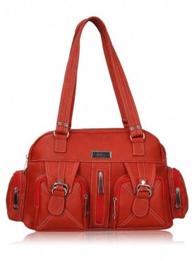 Fantosy Red Women Shoulder Bag