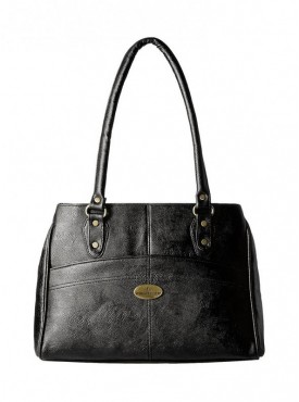 Fantosy Crystal Black Women Handbag