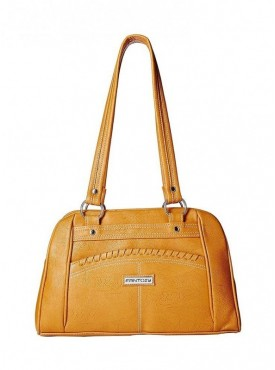 Fantosy Light Tan Women Handbag
