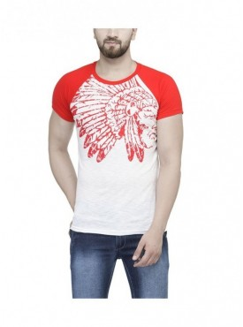 TSX Round Neck Half Sleeve Men's T-Shirt