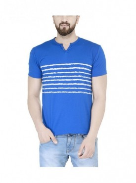 TSX Henley Half Sleeve Men's T-Shirt