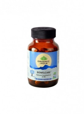 Bowelcare  60 Capsules Bottle