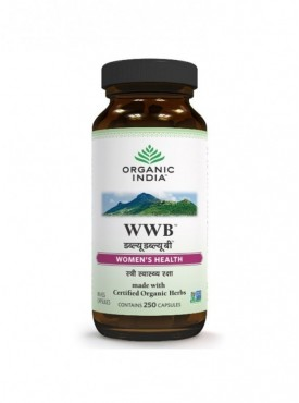 WWB 250 Capsules Bottle
