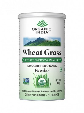 Wheat Grass 100 Grm