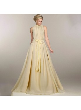 Oro Lifestyle Exclusive Designer Cream Gown