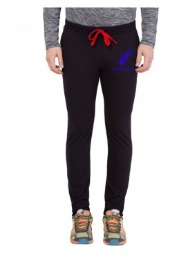 American-Elm Men Star Printed Trackpant