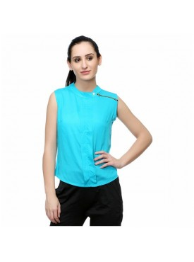 SGF Women Rayon Fabric Top
