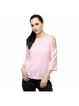 SGF Women Poly Crepe Top