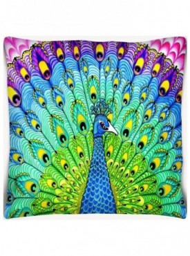 High Quality Digital Print Polyester Cushion Covers 12*12 Inches Set Of 5 Cushion Covers