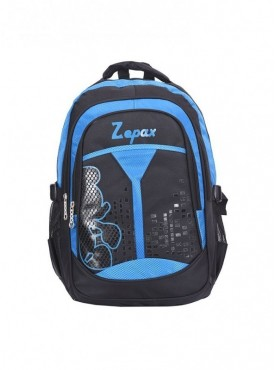 Zepax Flashy Nylon School Bag