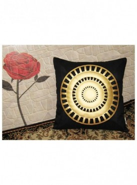 Zikrak Single Poly Dupion Cushion Covers