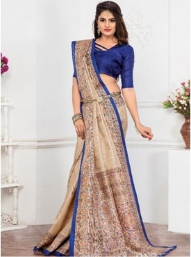 Sareemall Fashion Khadi Silk Designer saree