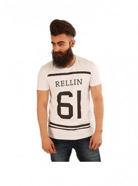 Rellin Men Rellin 61 Printed T-Shirt