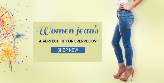 Women Jeans Diwali Sale